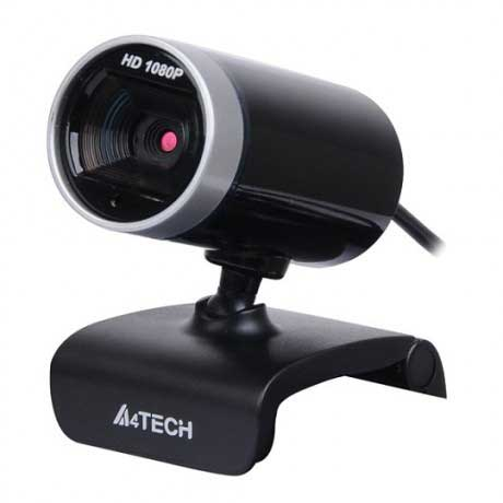 A4 TECH PK-910H 16MP 1080P FULL HD IŞIKLI MİKROFONLU WEBCAM