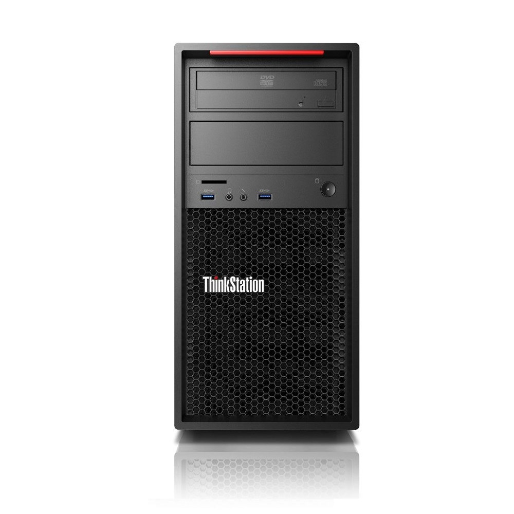"LENOVO THINKSTATION P320 30BH004VTX E3-1230V6 8GB 1TB 3.5"" SATA 2GB NVIDIA WIN10 PRO WORKSTATION"