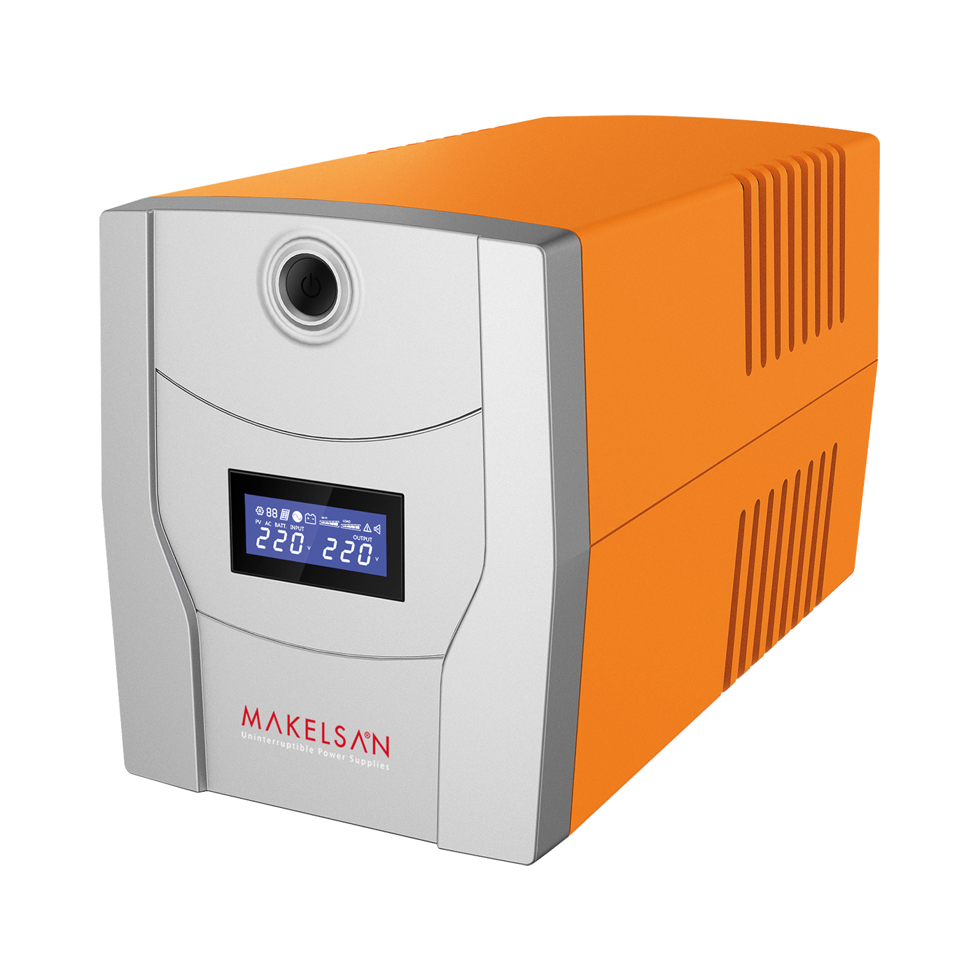 MAKELSAN LION X 2200VA 2x12V/9AH LINE INTERACTIVE UPS MU02200L11MP005