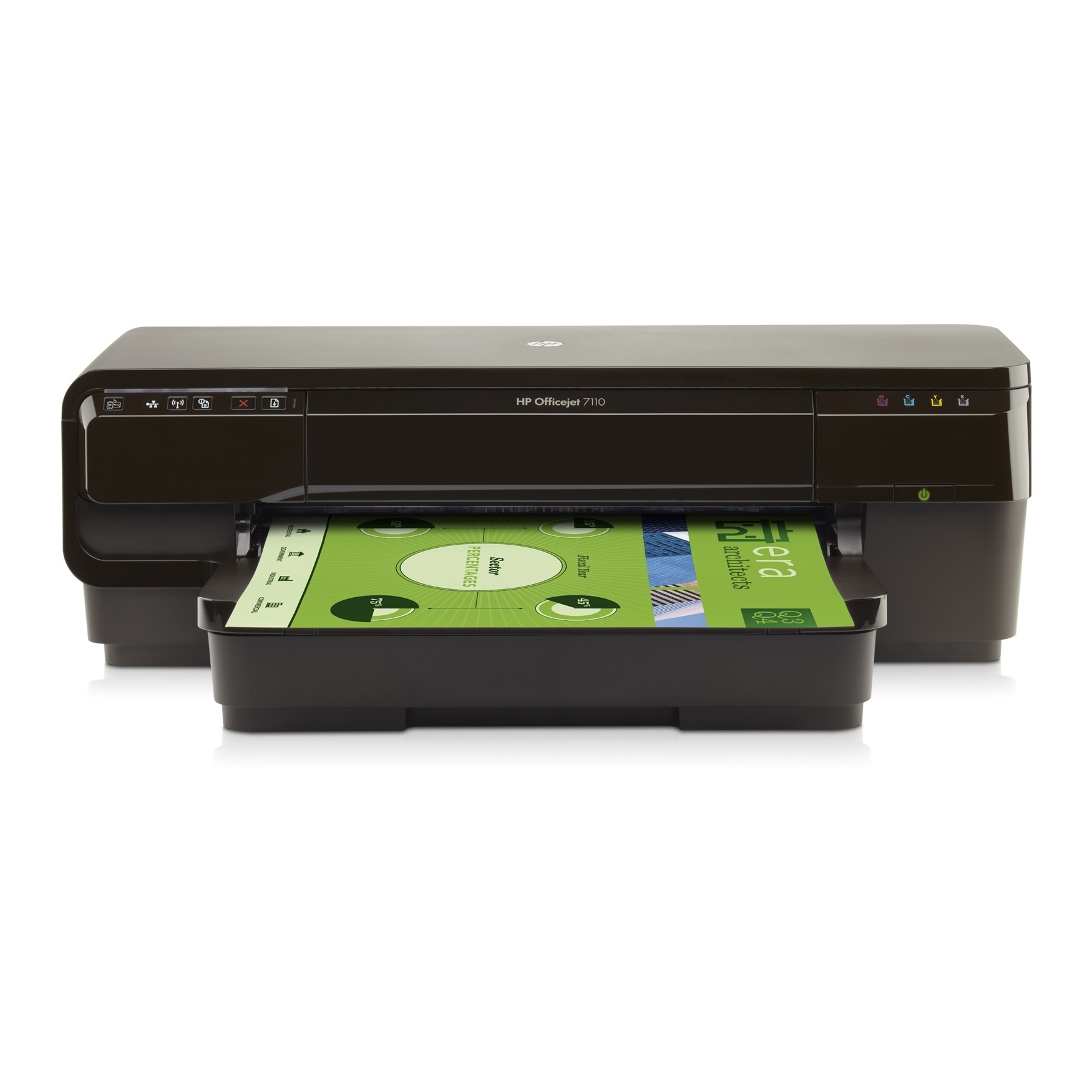 HP OFFICEJET 7110NW INKJET USB/WIFI A3/A4 YAZICI CR768A
