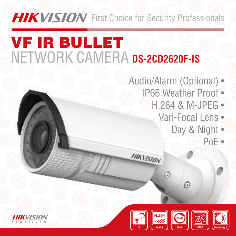 HAIKON DS-2CD2620F-IS 2MP 2.8MM-12MM 30MT BLC/D-WDR/3D-DNR IP67 POE/ONVIF H.264/MJPEG METAL KASA IP GECE GÖRÜŞLÜ KAMERA