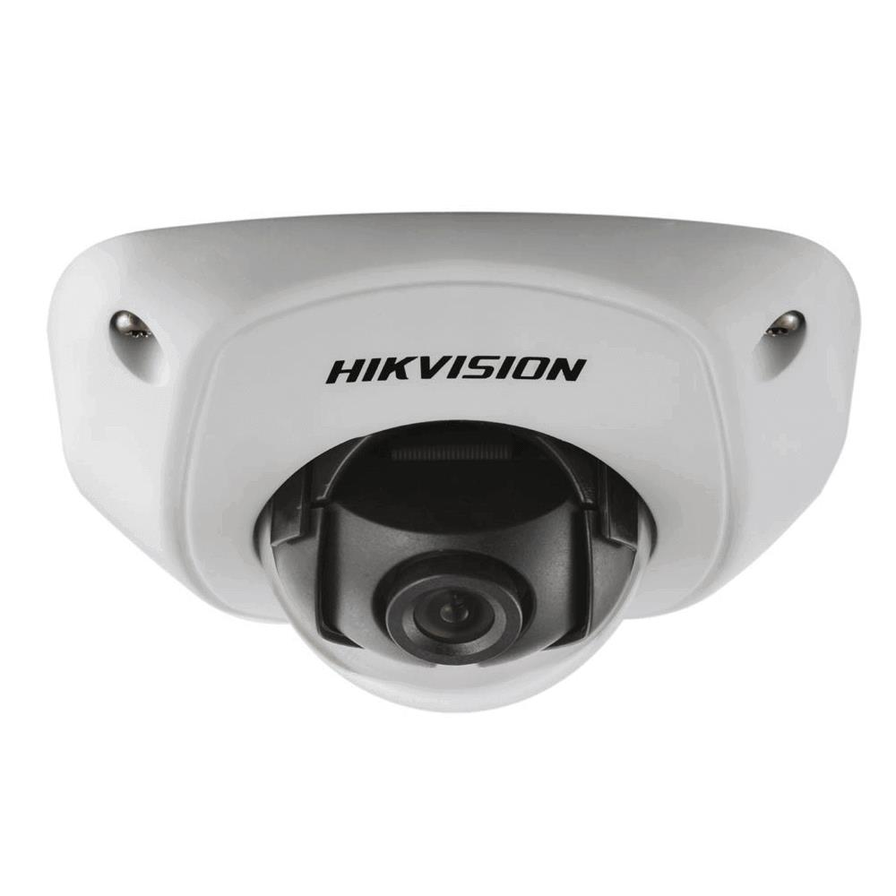 HAIKON DS-2CD2542FWD-IS 4MP 2.8MM 10MT BLC, ROI, 3D DNR IP67 - IK08 POE/ONVIF METAL KASA IP MINI DOME KAMERA