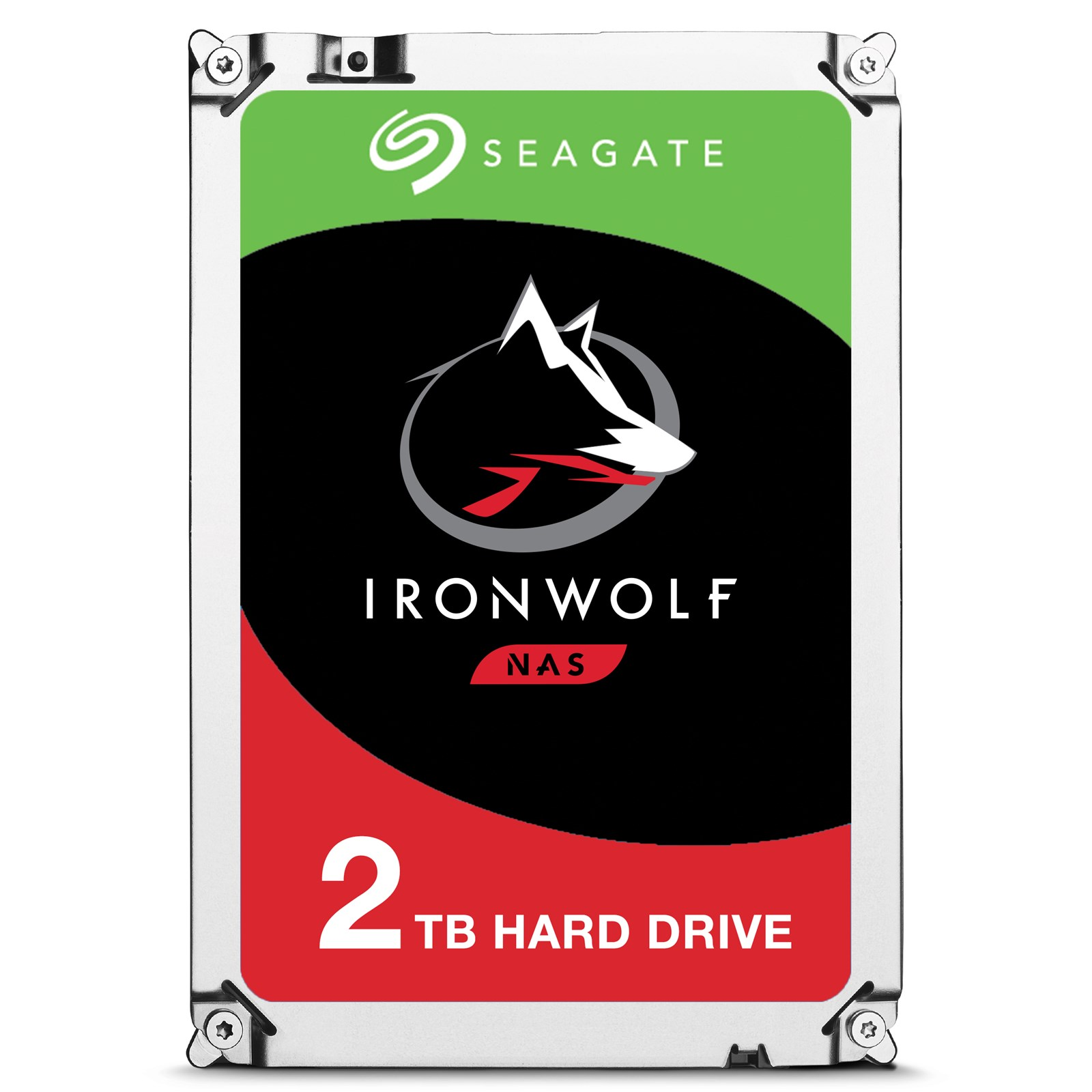SEAGATE IRONWOLF 2TB 5900RPM 64MB SATA3 6Gbit/sn ST2000VN004 NAS HDD