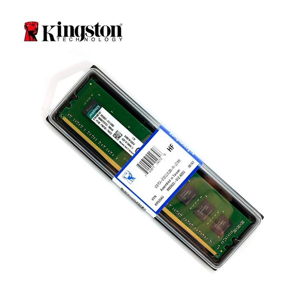 KINGSTON KVR24E17S8/8 8GB 2400MHZ DDR4 CL17 ECC SERVER RAM