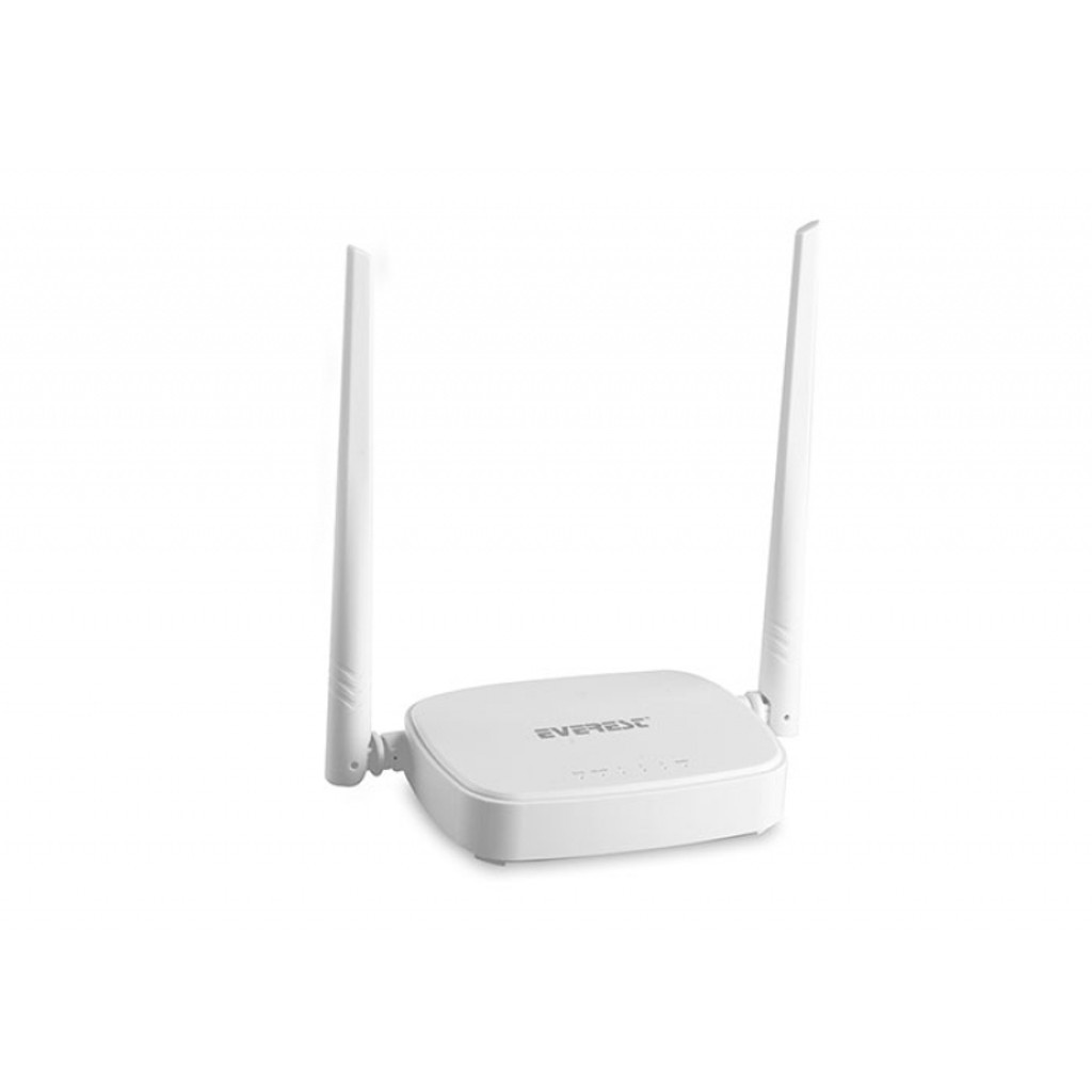 EVEREST EWR-301 300MBPS 4PORT 2 ANTEN 5DBI 2.4GHz INDOOR ACCESS POINT/ROUTER/REPEATER