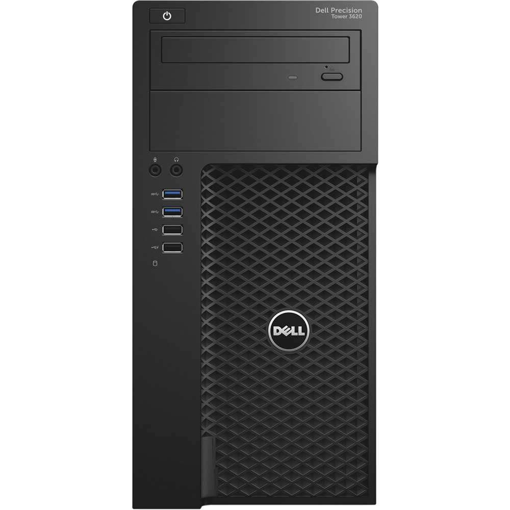 "DELL PRECISION T3620 ARDIC-V2 E3-1245v6 8GB 1TB 3.5"" SATA 2GB QUADRO P600 WIN10 PRO WORKSTATION"