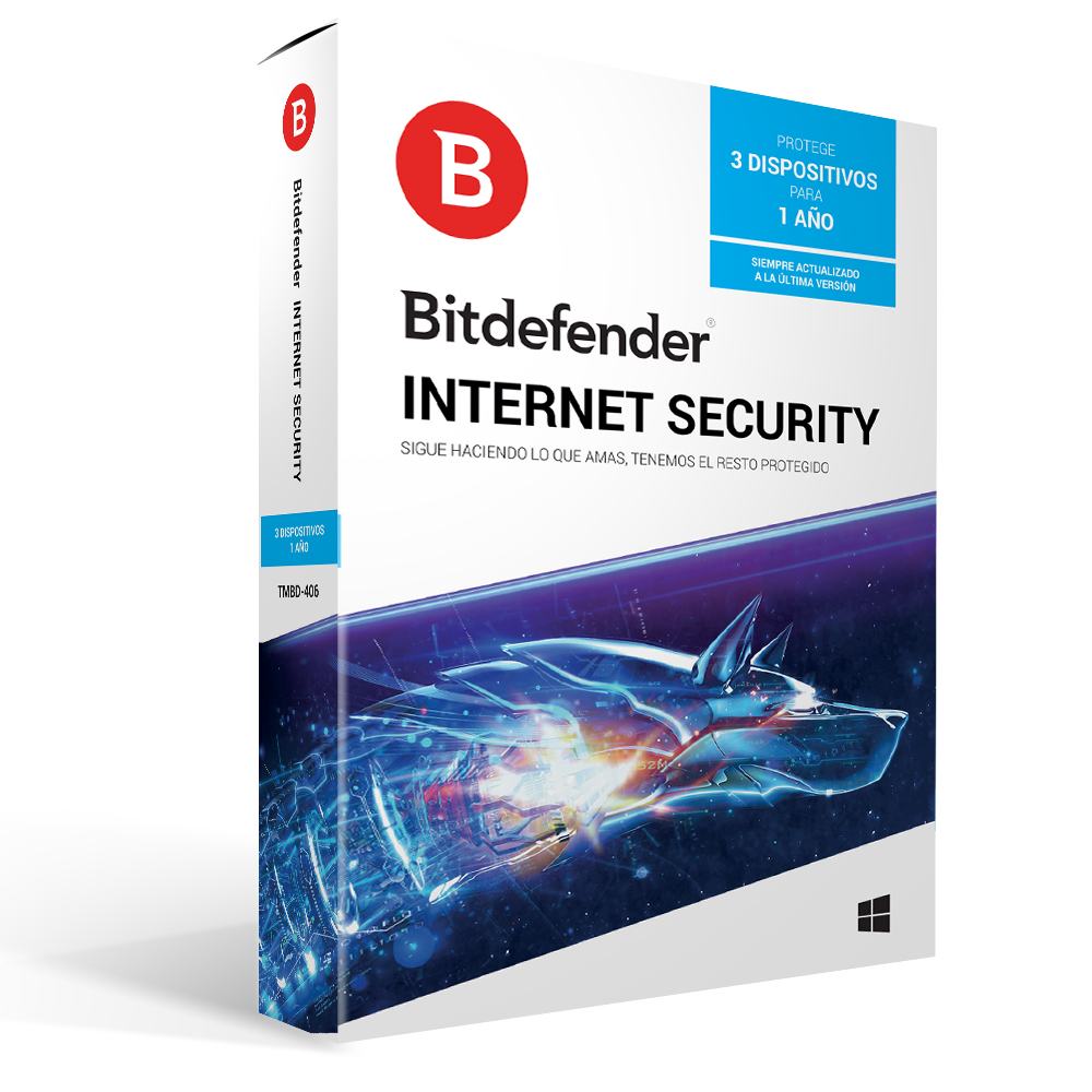 BITDEFENDER INTERNET SECURITY 2019 5 KULLANICI 1 YIL