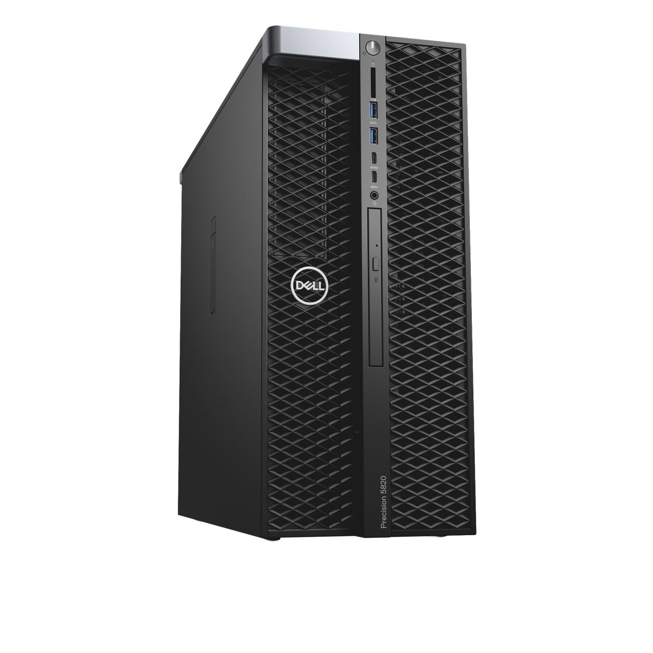 DELL PRECISION T5820_W-2102 Xeon W-2102 2.9GHz 16GB (2x8GB) 256GB SSD WIN10 PRO WORKSTATION