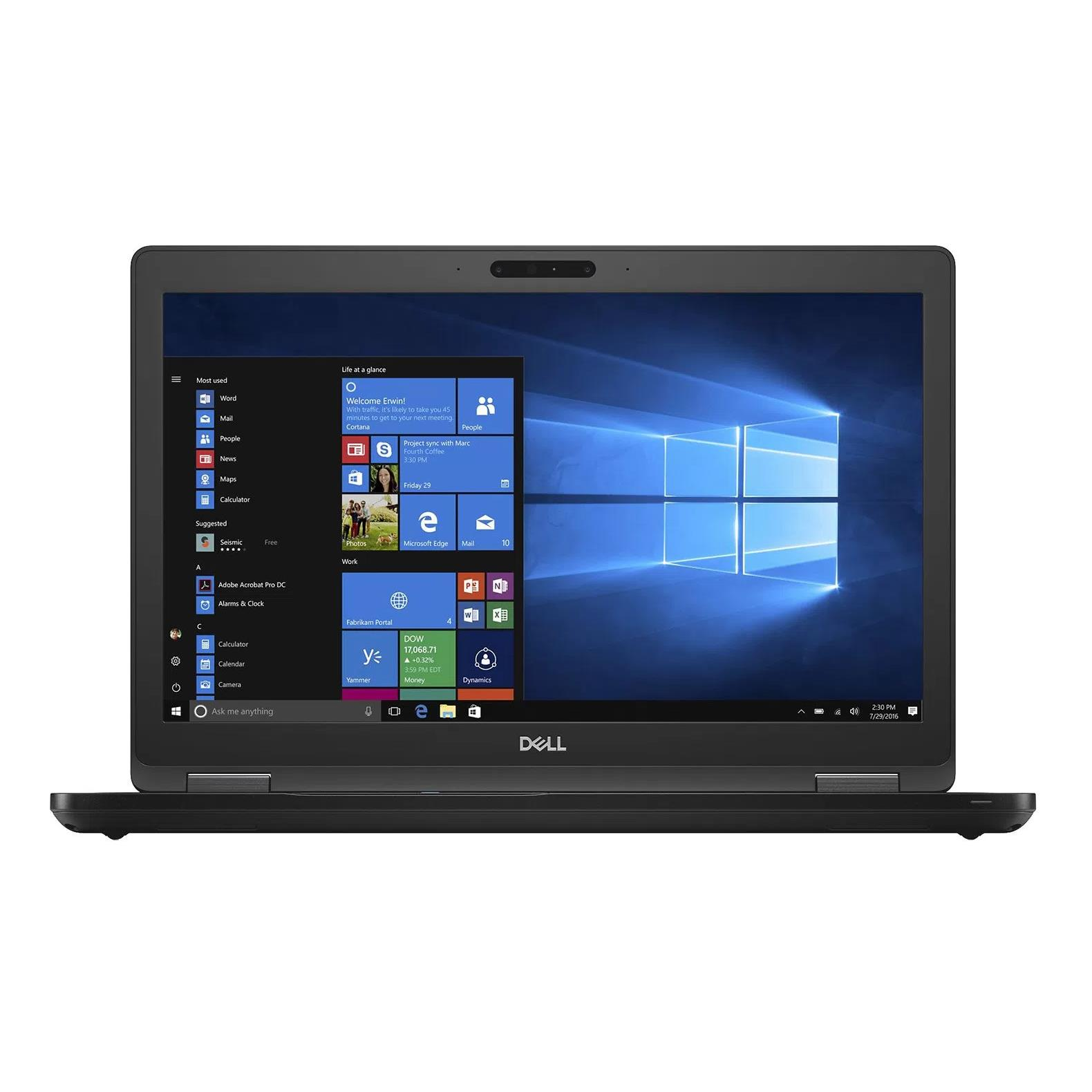 "DELL LATITUDE 5590 N066L559015EMEA_W I5-8350U 8GB 256GB SSD O/B VGA 15.6"" FHD WIN10 PRO NOTEBOOK"