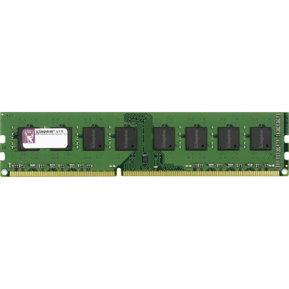KINGSTON 16GB 2666MHz DDR4 PC RAM CL19 KVR26N19D8/16