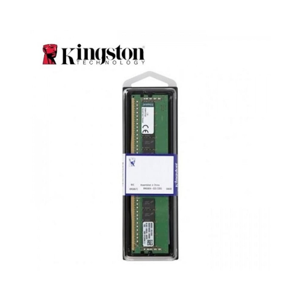 KINGSTON  8GB 2400MHZ DDR4 CL17 ECC SERVER RAM