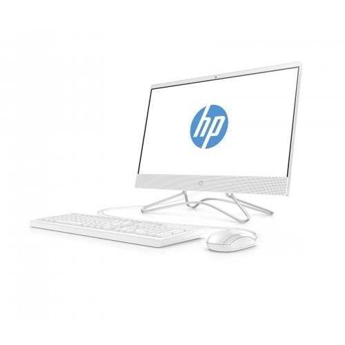 "HP 200 G3 3VA40EA I3-8130U 4GB 1TB O/B VGA 21.5"" NONTOUCH FREDOOS BEYAZ ALL IN ONE PC"