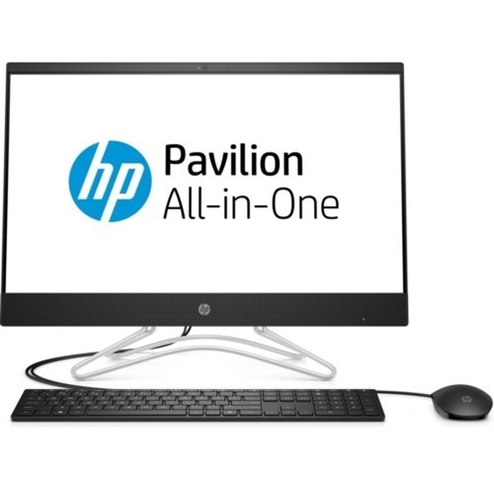 "HP 4MJ97EA 24-F0021NT i7-8700T 8GB 256GB SSD O/B VGA 23.8"" FHD IPS NONTOUCH FREDOOS ALL IN ONE PC"