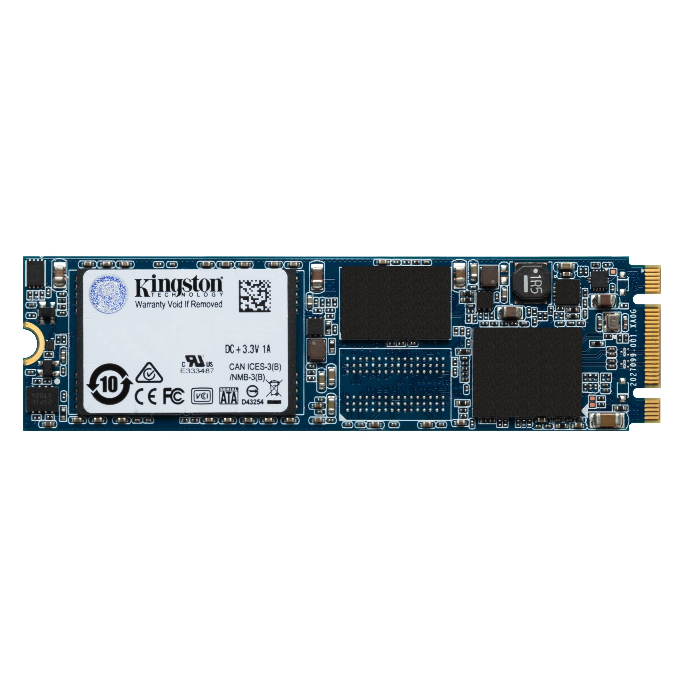 KINGSTON UV500 120GB 520/450MB/s M2 SATA SSD SUV500M8/120G
