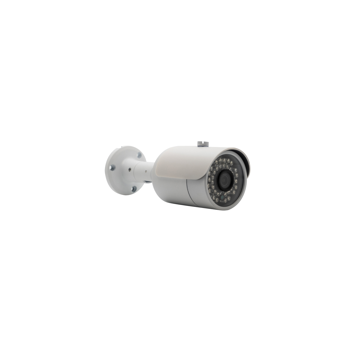 HBF 60XX-IPC 2MP 3.6MM 36 SMART IR LED POE H.265 METAL KASA IP GECE GÖRÜŞLÜ KAMERA