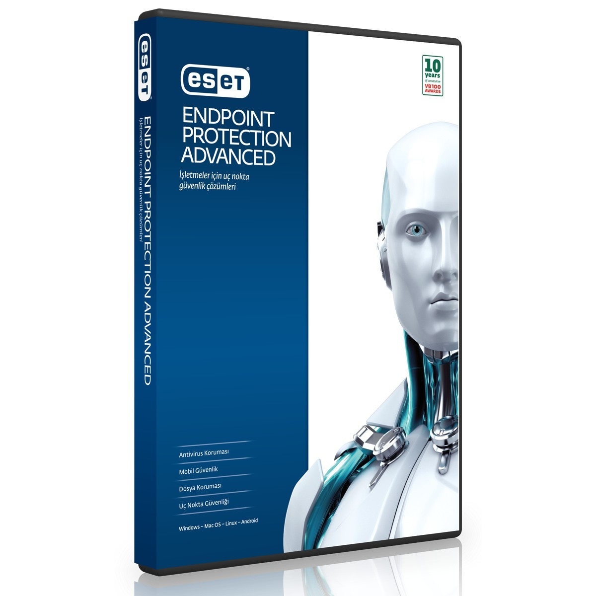 ESET NOD32 ENDPOINT PROTECTİON ADVANCED 1+30 KULLANICI 1 YIL