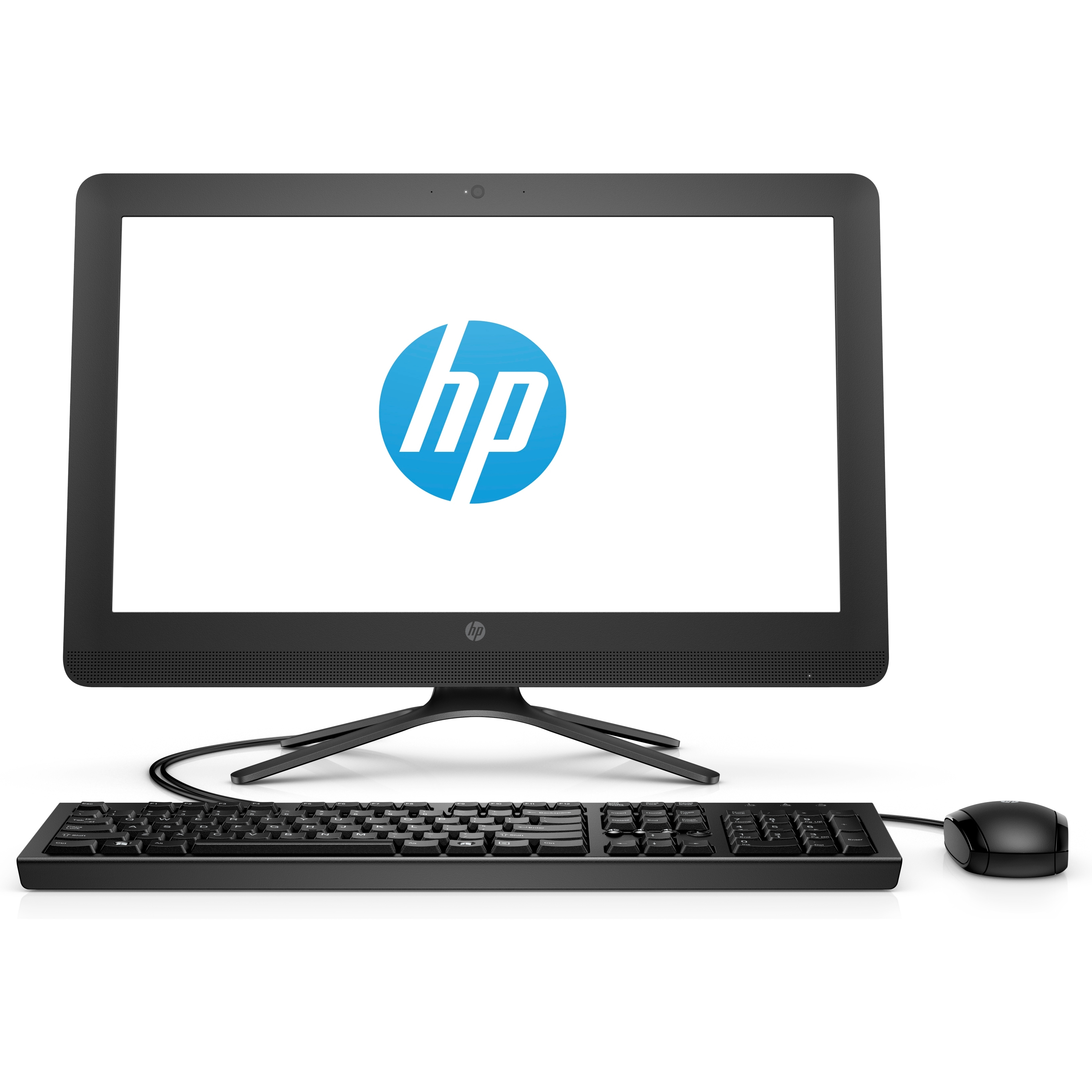 "HP 22-C0036NT 4MM87EA i3-8130U 4GB 256SSD O/B VGA 21.5"" FHD NONTOUCH FREDOOS ALL IN ONE PC"