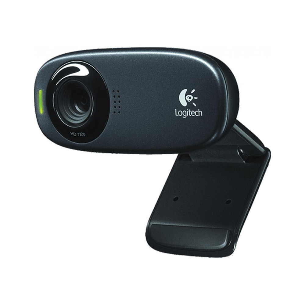 LOGITECH C310 960-001065 MİKROFONLU WEBCAM USB HD 720p