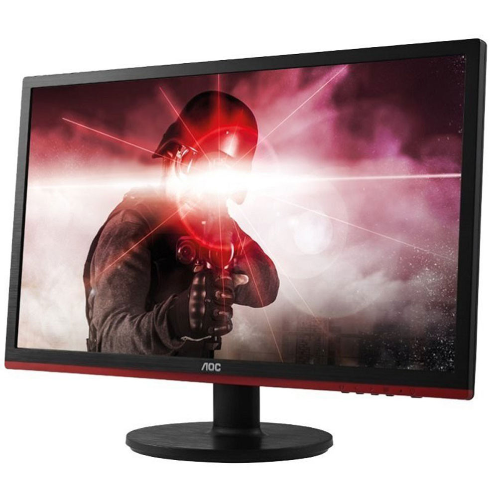 "AOC G2260VWQ6 21.5"" 1MS 1920x1080 VGA/HDMI/DP SİYAH LED GAMING MONITOR"
