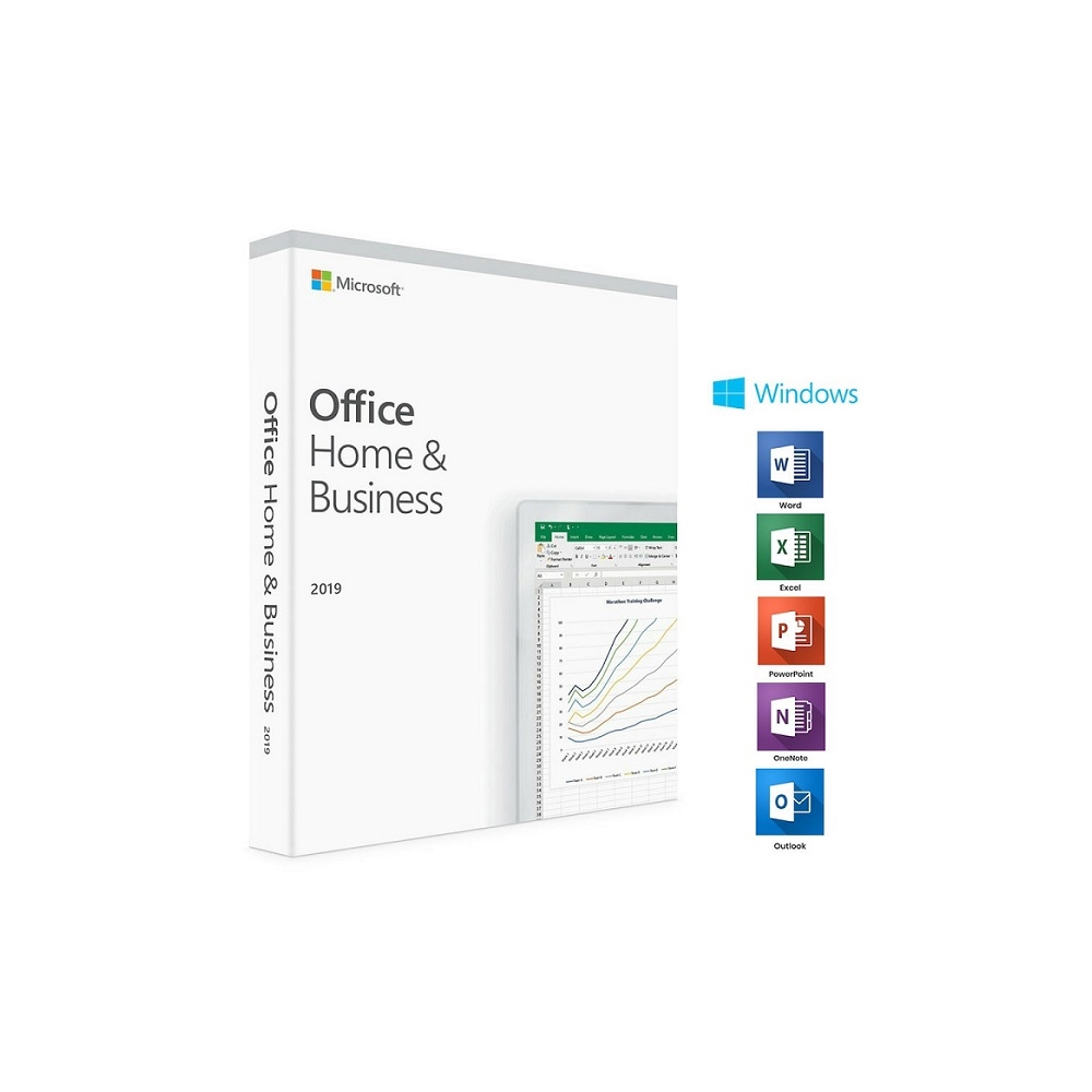MICROSOFT 2019 OFFICE HOME&BUSINESS KUTU ENG T5D-03219