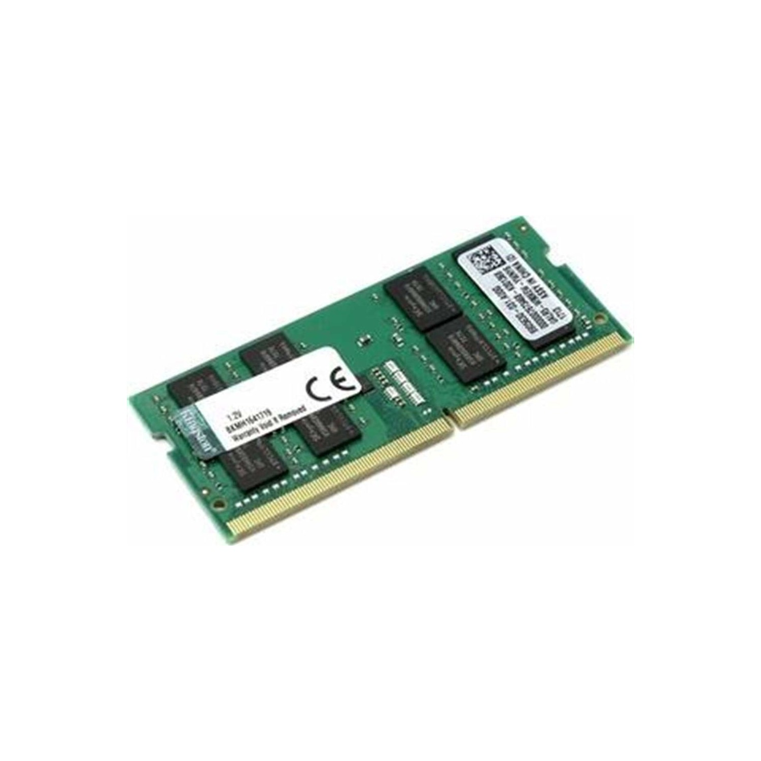 KINGSTON 16GB 2666MHz DDR4 CL19 KVR26S19D8/16 NOTEBOOK RAM
