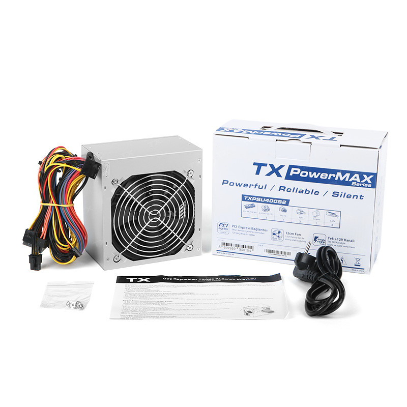 TX POWERMAX 400W 12cm FANLI POWER SUPPLY TXPSU400S2