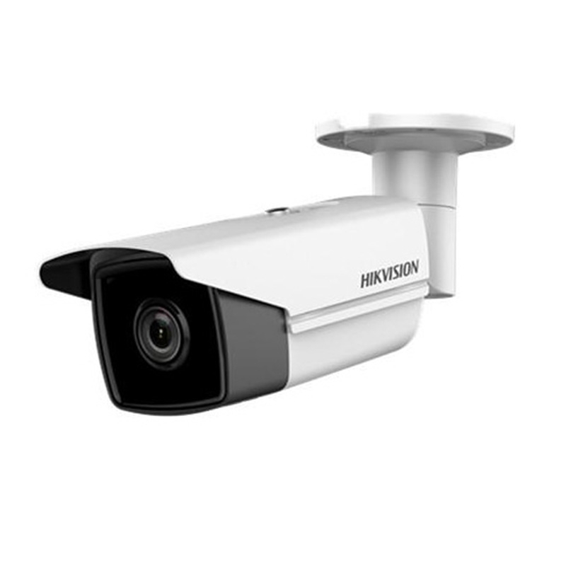 HIKVISION DS-2CD2T45FWD-I5 4MP 4MM 50MT IP67 POE/ONVIF H.265+/H.264+/H.264/MJPEG METAL KASA IP GECE
