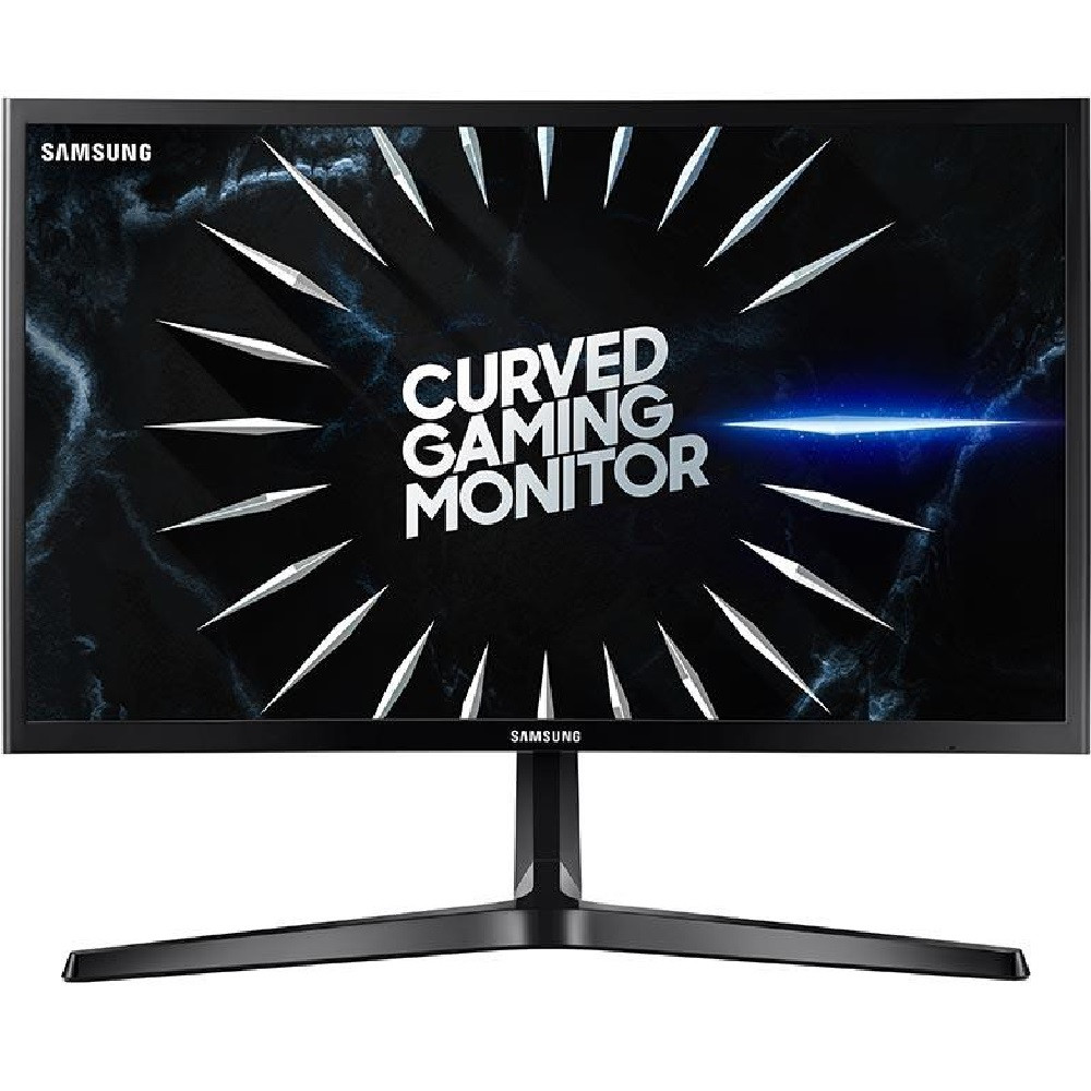 "SAMSUNG LC24RG50FQMXUF 23.5"" 4MS 1920x1080 HDMI 144Hz CURVED SİYAH LED GAMING MONITOR"