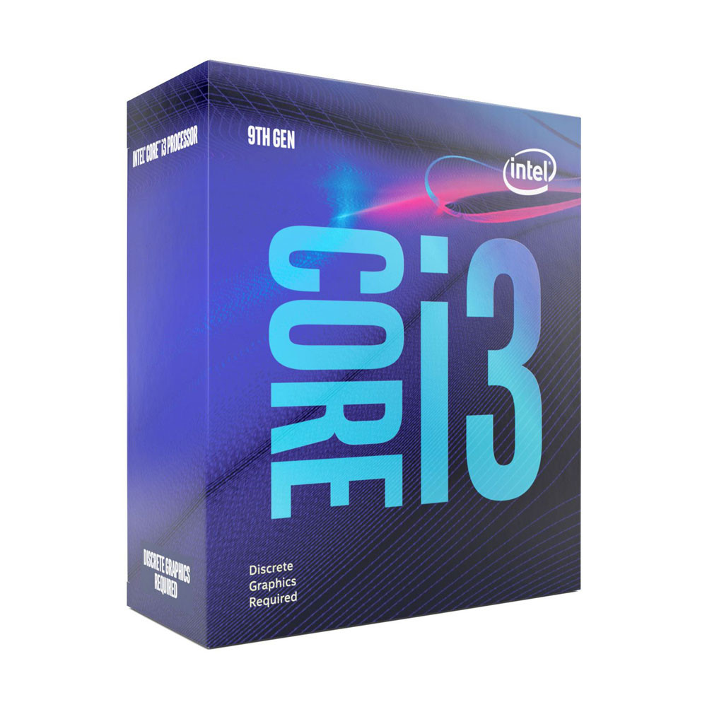INTEL CORE I3 9100F 3.60GHz 6MB 1151v2 PIN İŞLEMCİ