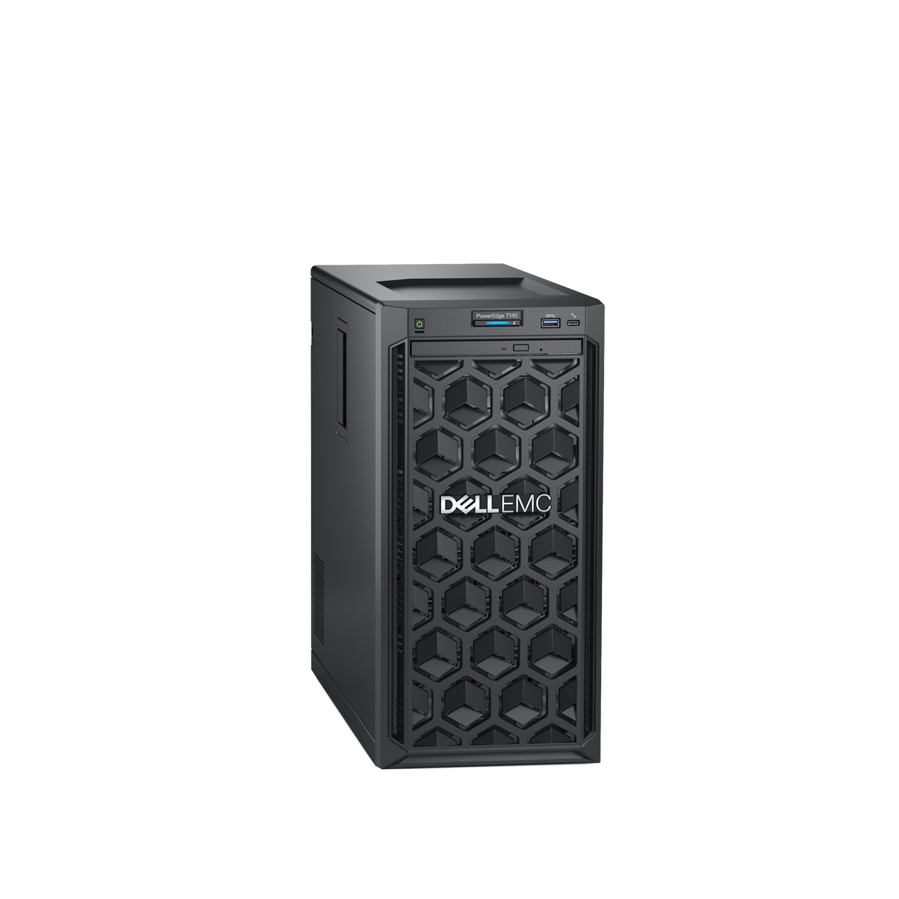 "DELL T140 PET140M2 E-2124 1X8GB 2 X 1TB 3.5"" 3.5"" SATA 7.200 RPM 1X365W TOWER SERVER"