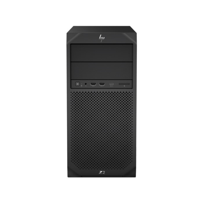 "HP Z2 G4 5HZ61ES Xeon E-2124G 1x8GB 1TB 3.5"" SATA 2GB QUADRO P400 500W WIN10 PRO WORKSTATION"