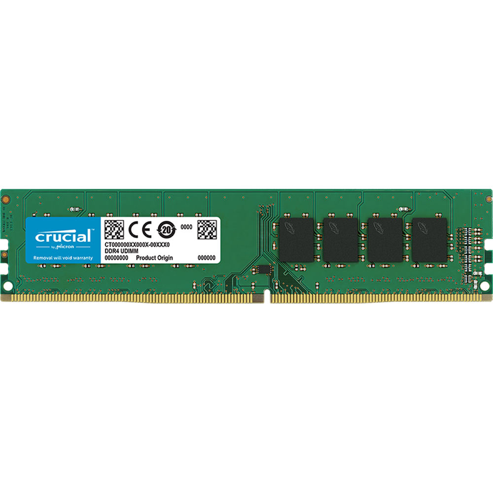 CRUCIAL 4GB 2666MHz DDR4 CT4G4DFS8266 PC RAM
