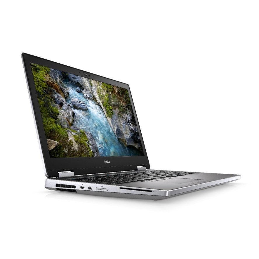 "DELL M7540-OSLO I7-9850H 8GB 512GB SSD NVIDIA QUADRO T2000 15.6"" FHD WIN10 PRO MOBILE WORKSTATION"