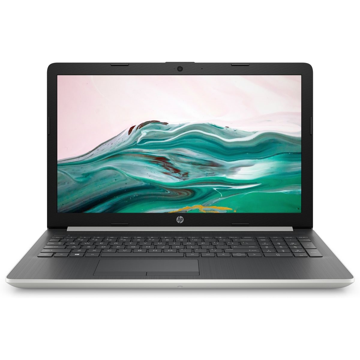 "HP 15-DA2022NT I5-10210U 8GB 256GB SSD 1TB 2GB GF MX110 15.6"" FHD FREEDOS SILVER NOTEBOOK"