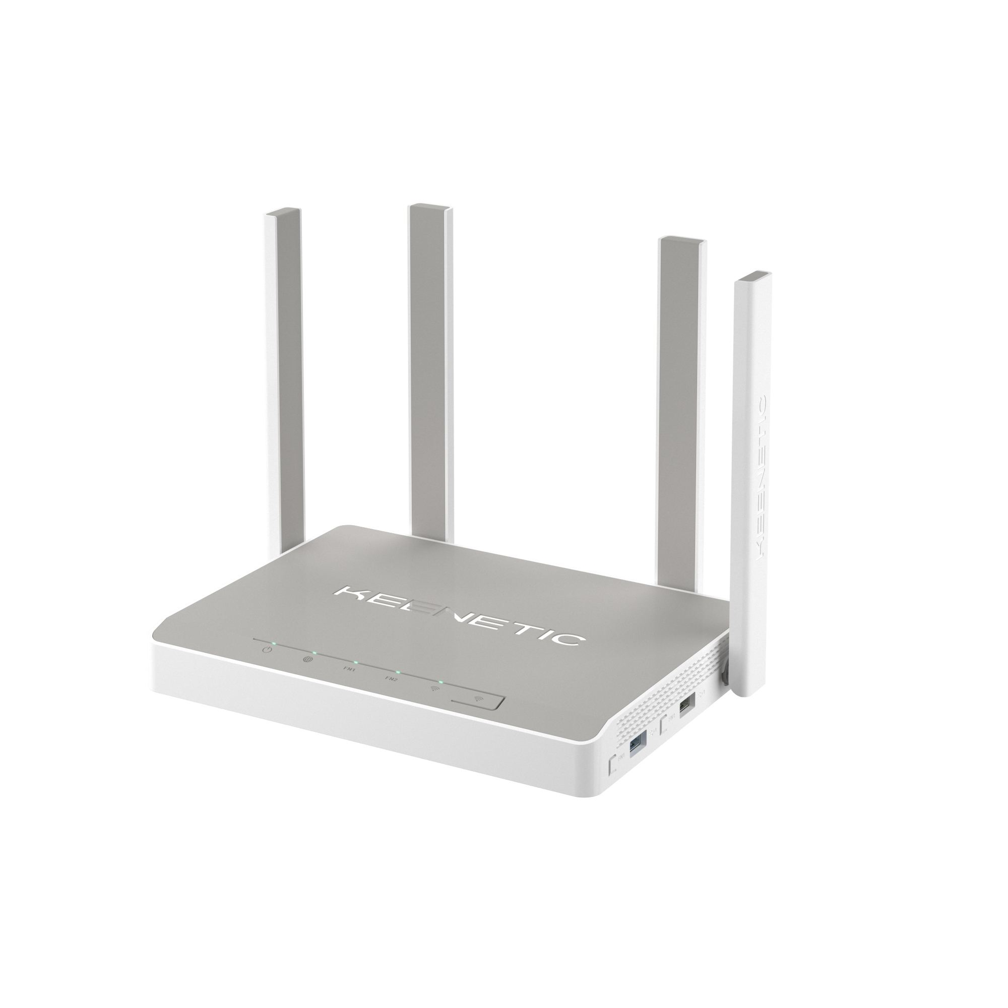 KEENETIC KN-1910-01TR VİVA AC1300 MBPS 5 PORT GE +1 SFP + 2USB 4 ANTEN 5DBI MESH ACCESS POINT/ROUTER/EXTENDER
