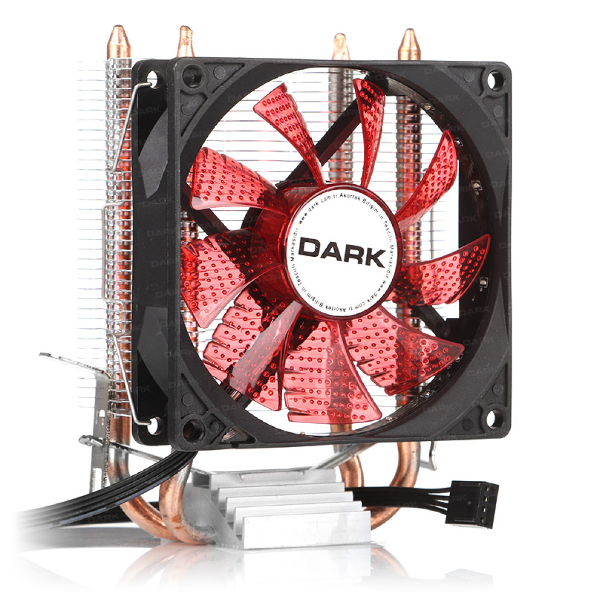 DARK FREEZER X92RD DKCCX92RD AMD/INTEL 1156/1155/1150/FM2+/FM1/AM3+/A İŞLEMCİ FANI