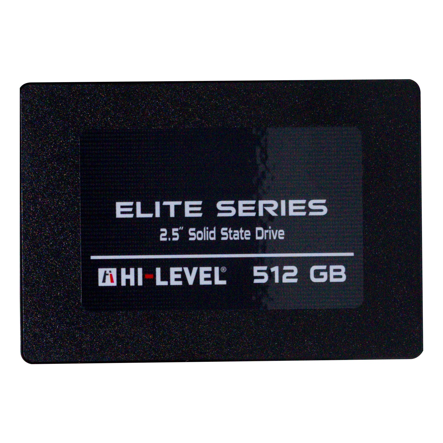 "HI-LEVEL ELITE SERIES 512GB 560/540MB/s 2.5"" SATA 3.0 SSD HLV-SSD30ELT/512G"