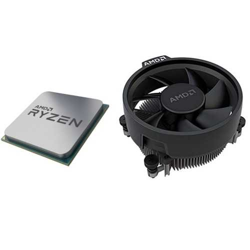 AMD RYZEN 5 3600X 3.80/4.40GHz 35MB VGA YOK AM4 TRAY İŞLEMCİ + FAN 95W