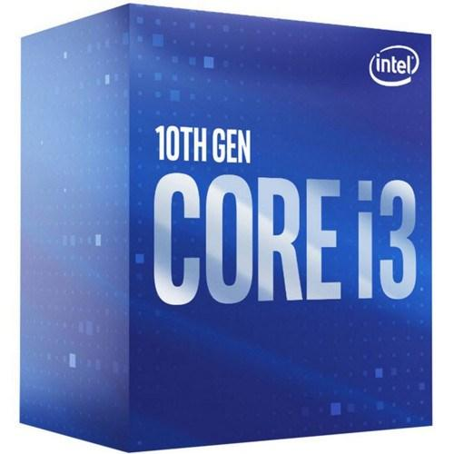 INTEL COFFEE LAKE İ3-10100 3.6Ghz 6MB 1200Pin IŞLEMCI BOX
