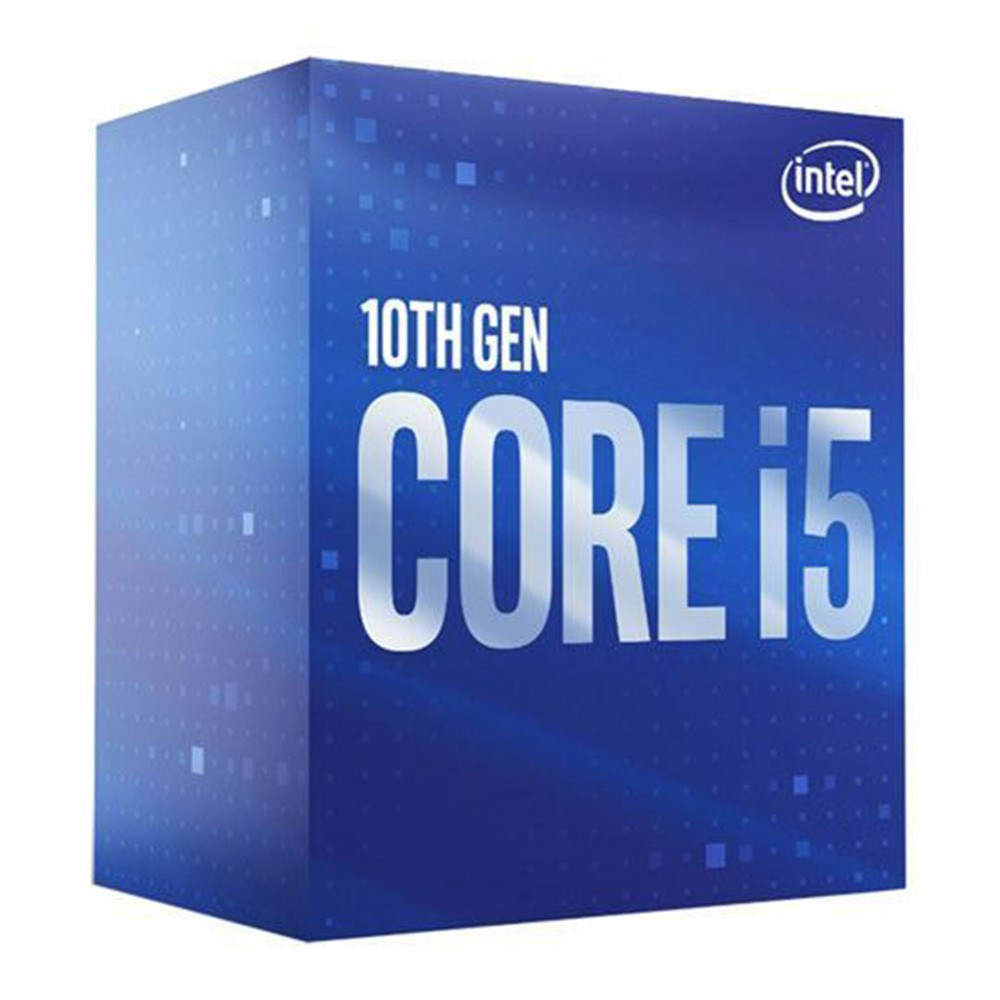 INTEL COFFEE LAKE İ5-10400 2.9Ghz 12MB 1200Pin IŞLEMCI BOX