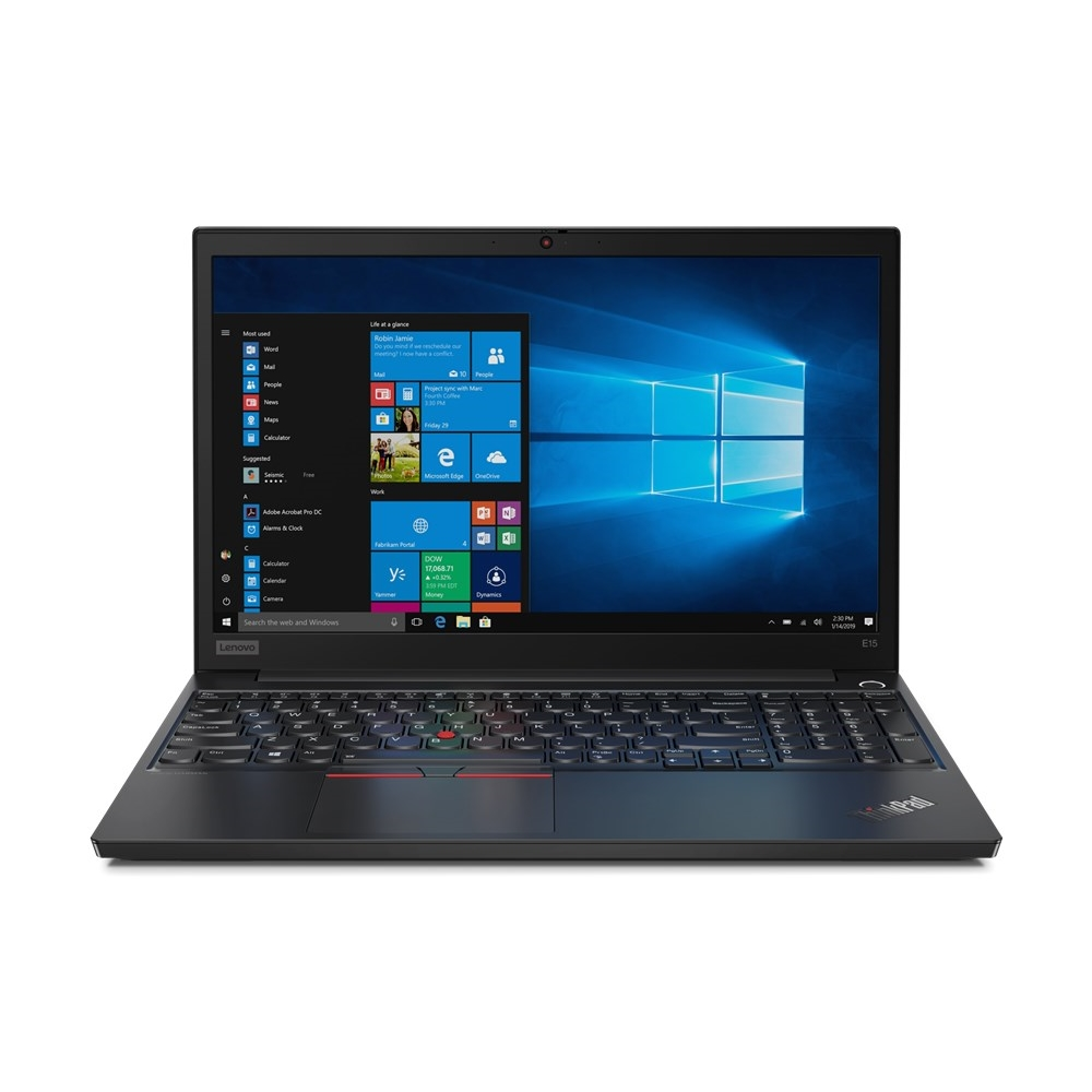 "LENOVO THINKPAD E15 20RD004MTX I7-10510U 16GB 512GB SSD O/B 15.6"" FHD WIN10 PRO NOTEBOOK"