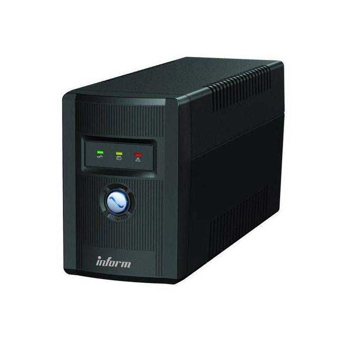 INFORM GUARDIAN 600VA LED 1x12V/7AH LINE INTERACTIVE UPS 879001060100