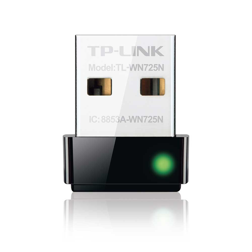 TP-LINK TL-WN725N 150MBPS NANO USB WIRELESS ADAPTÖR