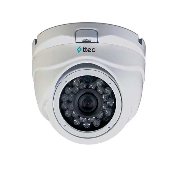 TTEC IDM1020 2MP 3.6MM SONY 1080P 24 IR LED 20MT AHD METAL KASA DOME KAMERA