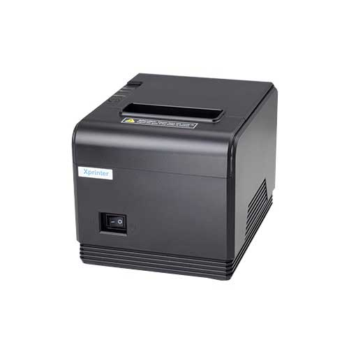 XPRINTER XP-Q800 THERMAL ETHERNET+USB+SERİ SLİP YAZICI