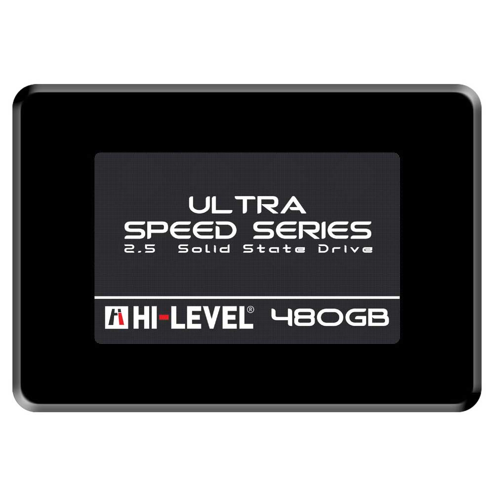 HI-LEVEL 480GB 550/530MB/s 7mm SATA 3.0 SSD HLV-SSD30ULT-480G