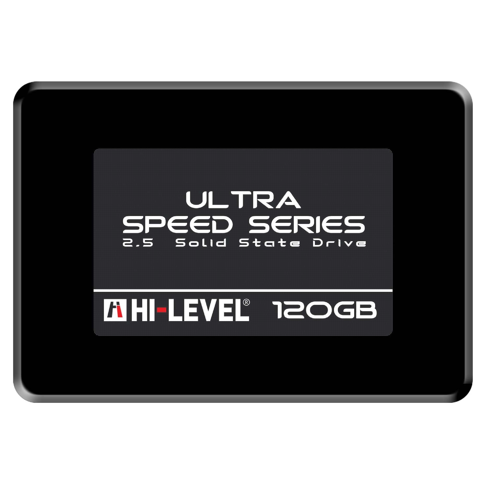 HI-LEVEL 120GB 550/530MB/s 7mm SATA 3.0 SSD HLV-SSD30ULT-120G KIZAK HEDİYELİ