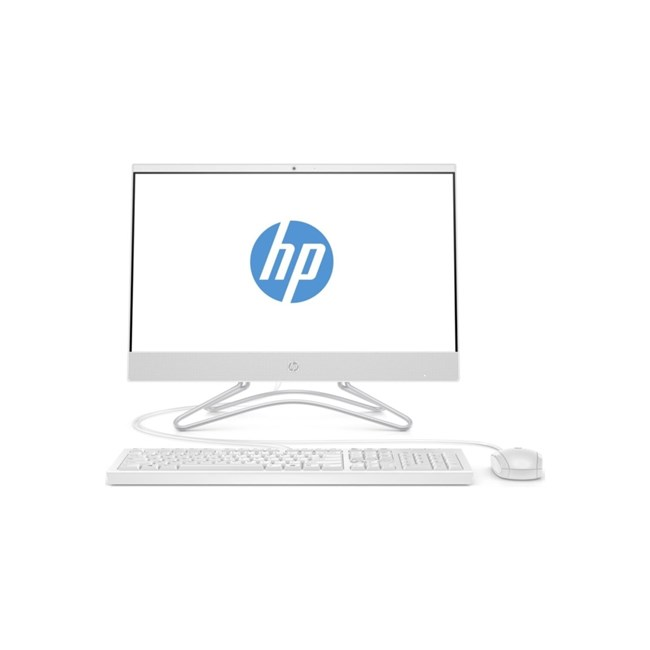 "HP 205R1ES 200 G4 I5-10210U 8GB 256GB SSD O/B 21.5"" FREEDOS BEYAZ ALL IN ONE PC"