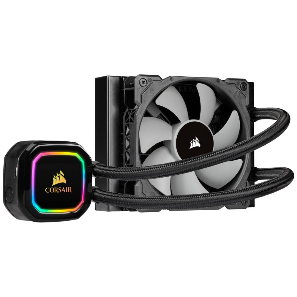 CORSAIR iCUE H60i RGB PRO XT LIQUID CW-9060049-WW AMD/INTEL 120MM LIQUID CPU SOĞUTUCU