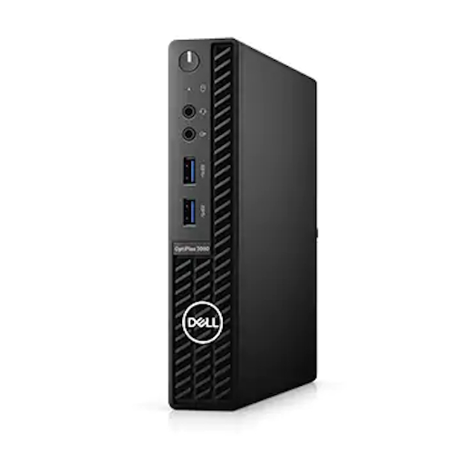 DELL OPTIPLEX 3080MFF N021O3080MFF_U I5-10500T 8GB 256GB SSD O/B FREEDOS PC